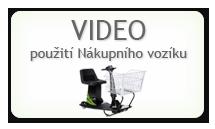 Video elektrické nákupní košíky