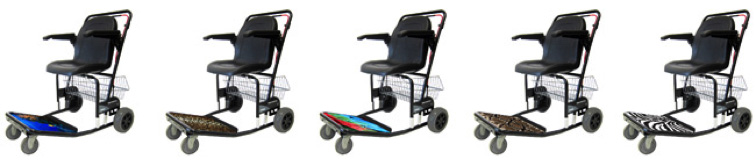 varianty SMART CHAIR 2